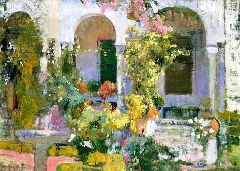 Blogosferia patios y m s for Jardin en espagnol