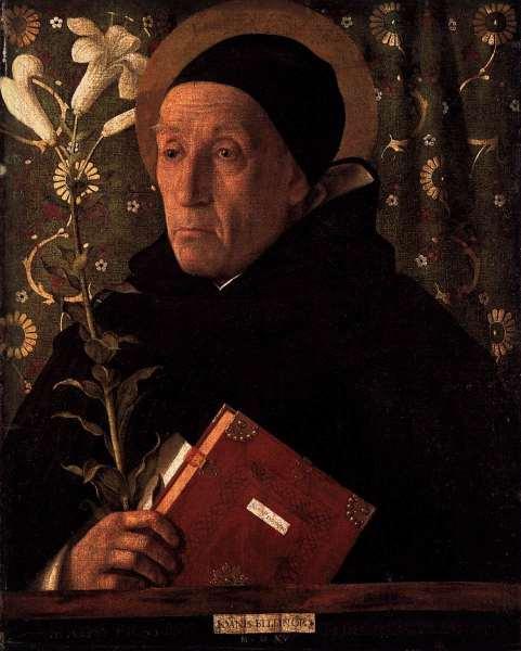 Giovanni Bellini Portrait de Teodoro