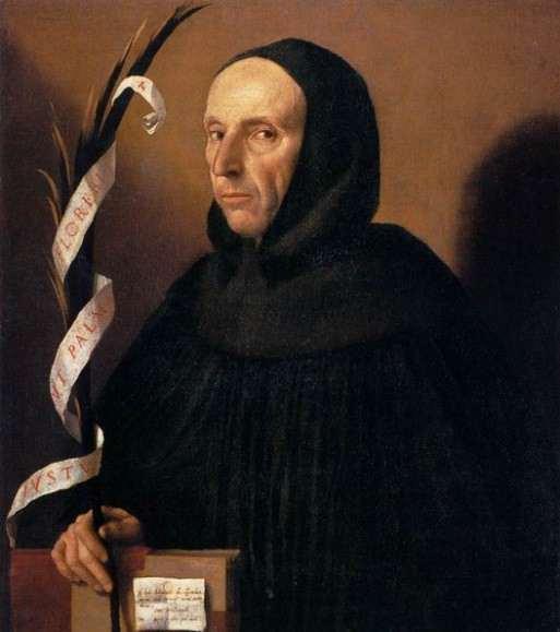 Portrait de Savonarole attribué à Moretto