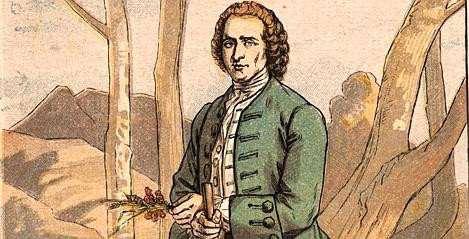 Rousseau détail