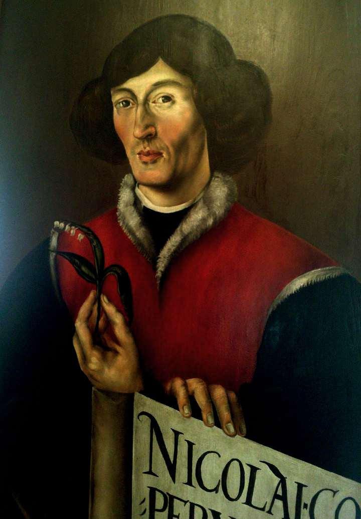 Tobias Stimmer. Nicolas Copernic