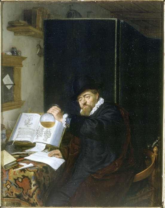 Adriaen van Ostade l'analyse 28,2 x 22,5 cm. Huile sur bois. 1666