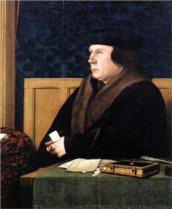 Portrait de Cromwell par Holbein