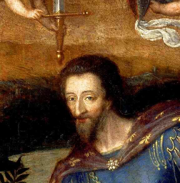 Henry IV détail Image4