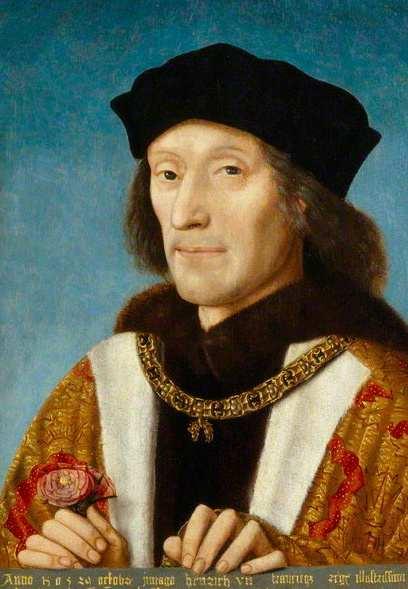 Artiste des Pays-Bas Henri VII 1505 42,5 x 30,5 cm huile sur bois Londres, National Portrait Gallery © National Portrait Gallery, London, England