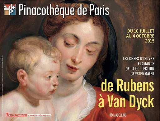 Pinacothèque-Rubens-Van-Dyck