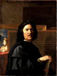 Poussin Autoportrait