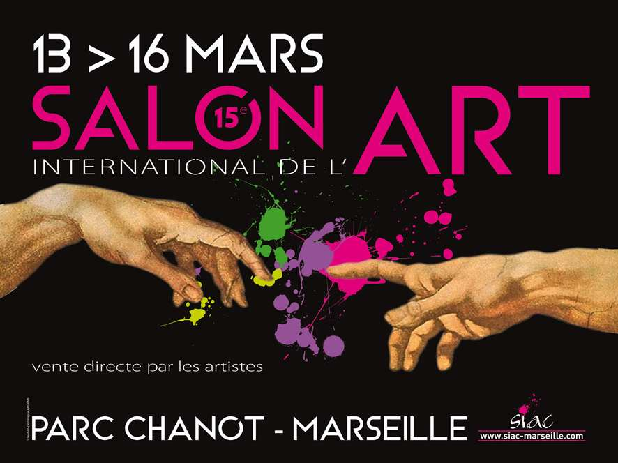 Siac 2015 for Salon marseille parc chanot