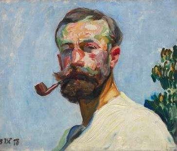 peintre russe connue avec morts flottant